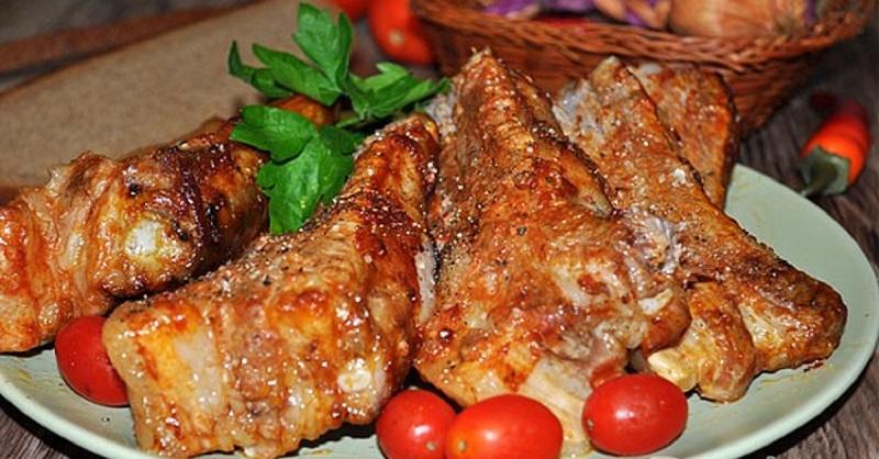 Подруга приехала из Канады и приготовила мясо… Такой вкуснотищи я давно не ела! Визитная карточка страны!