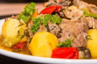 Баранина — лучшие рецепты приготовления