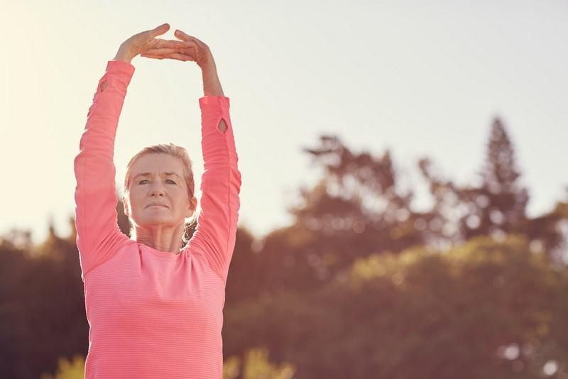 Женщинам за 40 обязательно! Эти 5 упражнений нужно выполнять каждый день.