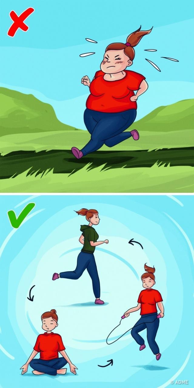 7 проблем с лишним весом, никак не связанных с фастфудом и ленью
