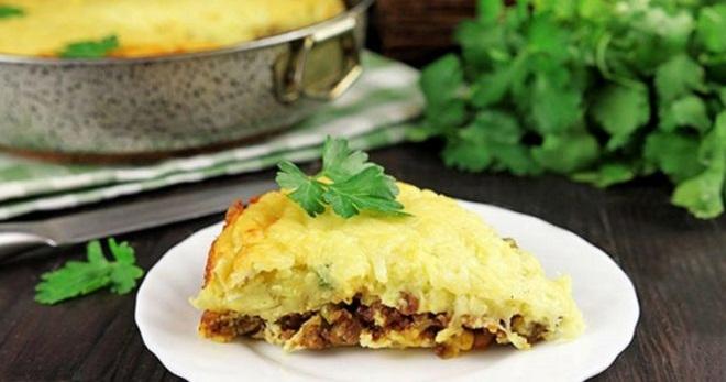 Картофельная запеканка с фаршем в духовке — самые вкусные рецепты простого сытного блюда