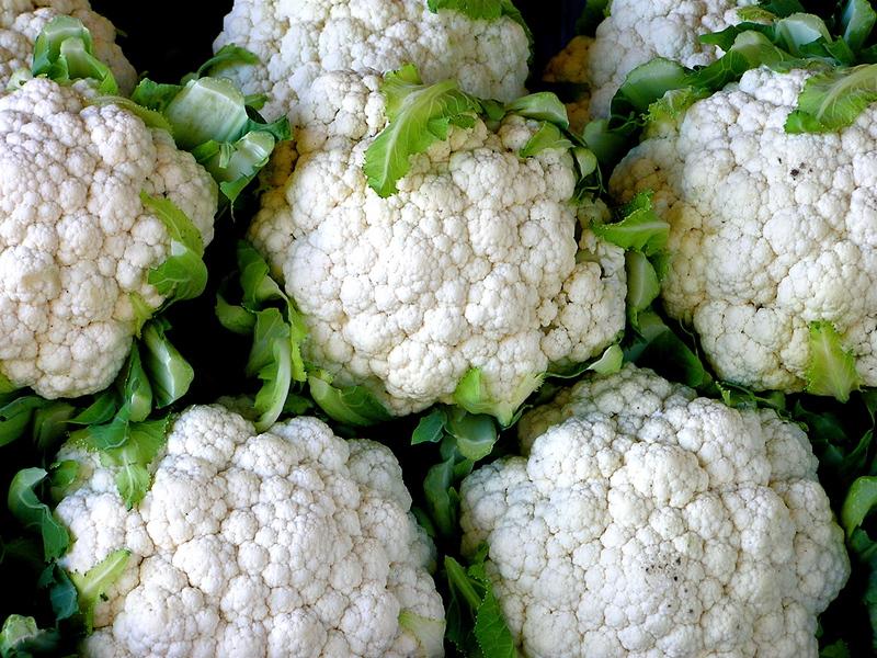 Как вкусно приготовить цветную капусту
