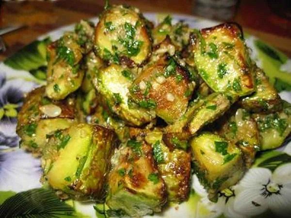 Вот уж какой овощ поистине универсален, так это кабачок!