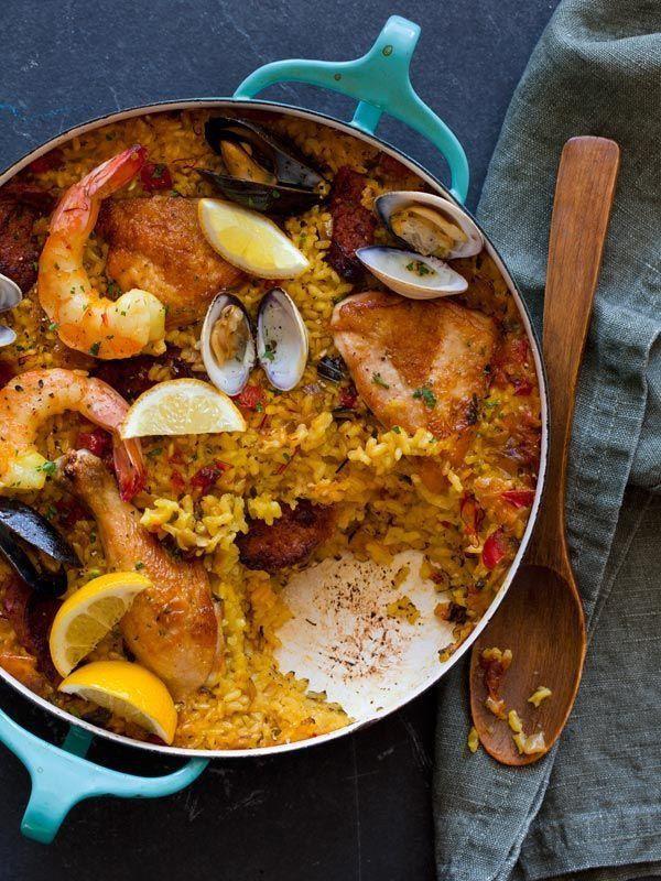 17 испанских блюд, с которыми ваша жизнь преобразится