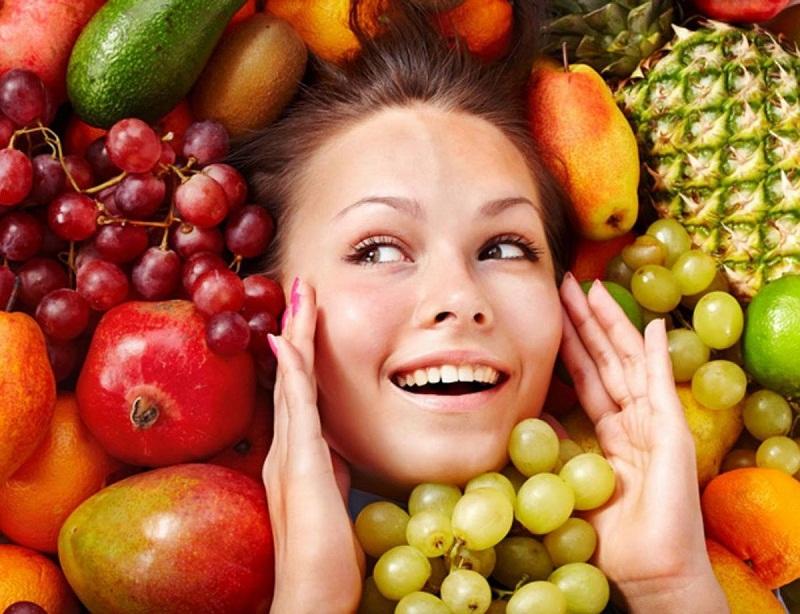 Антивозрастная диета для стимуляции выработки коллагена. Продукты на страже красоты и молодости.