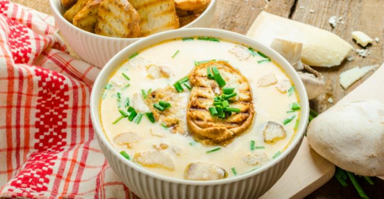 Вкусные супы на каждый день