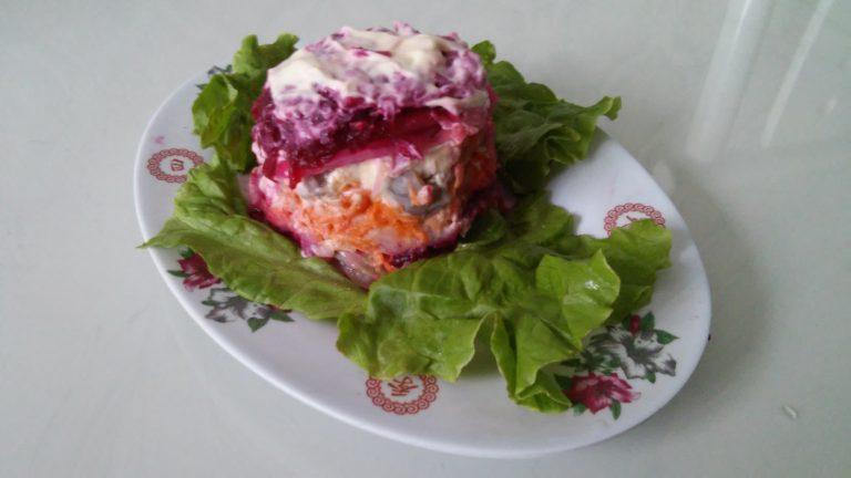 Очень вкусные рецепты селёдки под шубой приготовленные по классическому образцу