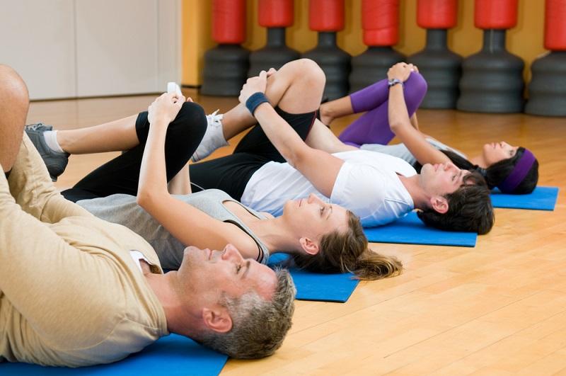 7 упражнений для здорового позвоночника за 7 минут! Боль улетучится моментально