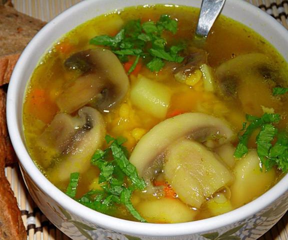 ТОП — 10 самых вкусных супов