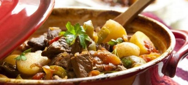 Суп-гуляш — рецепты по-венгерски, по-чешски в хлебе, по-немецки и в мультиварке