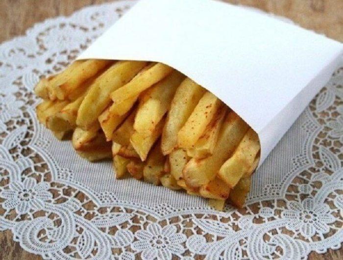 Картошка фри без капли жира