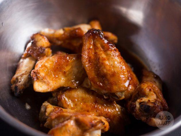Секрет приготовления курицы с хрустящей корочкой
