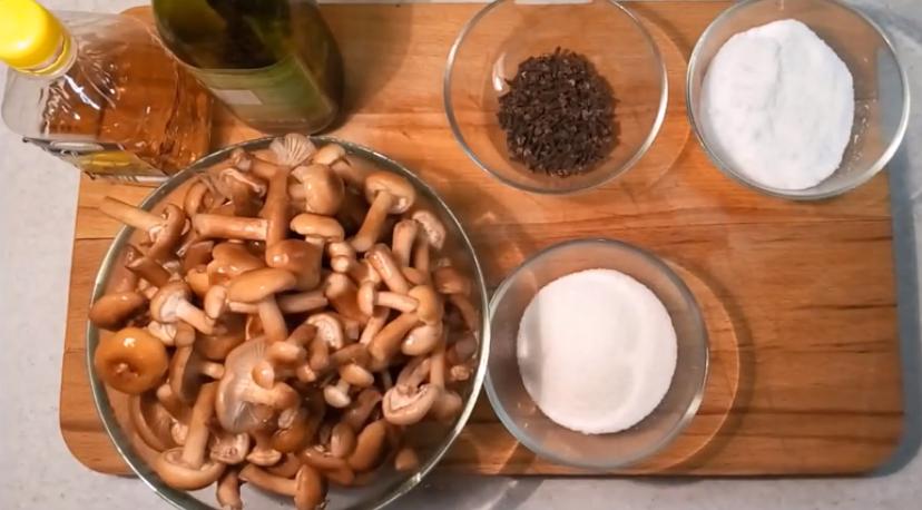 Опята маринованные на зиму — 6 самых вкусных рецептов приготовления