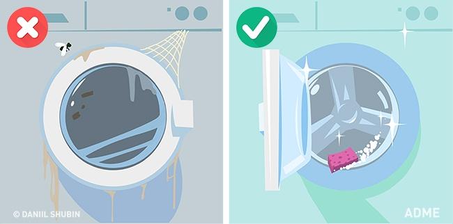15 распространенных ошибок в стирке, которые портят одежду
