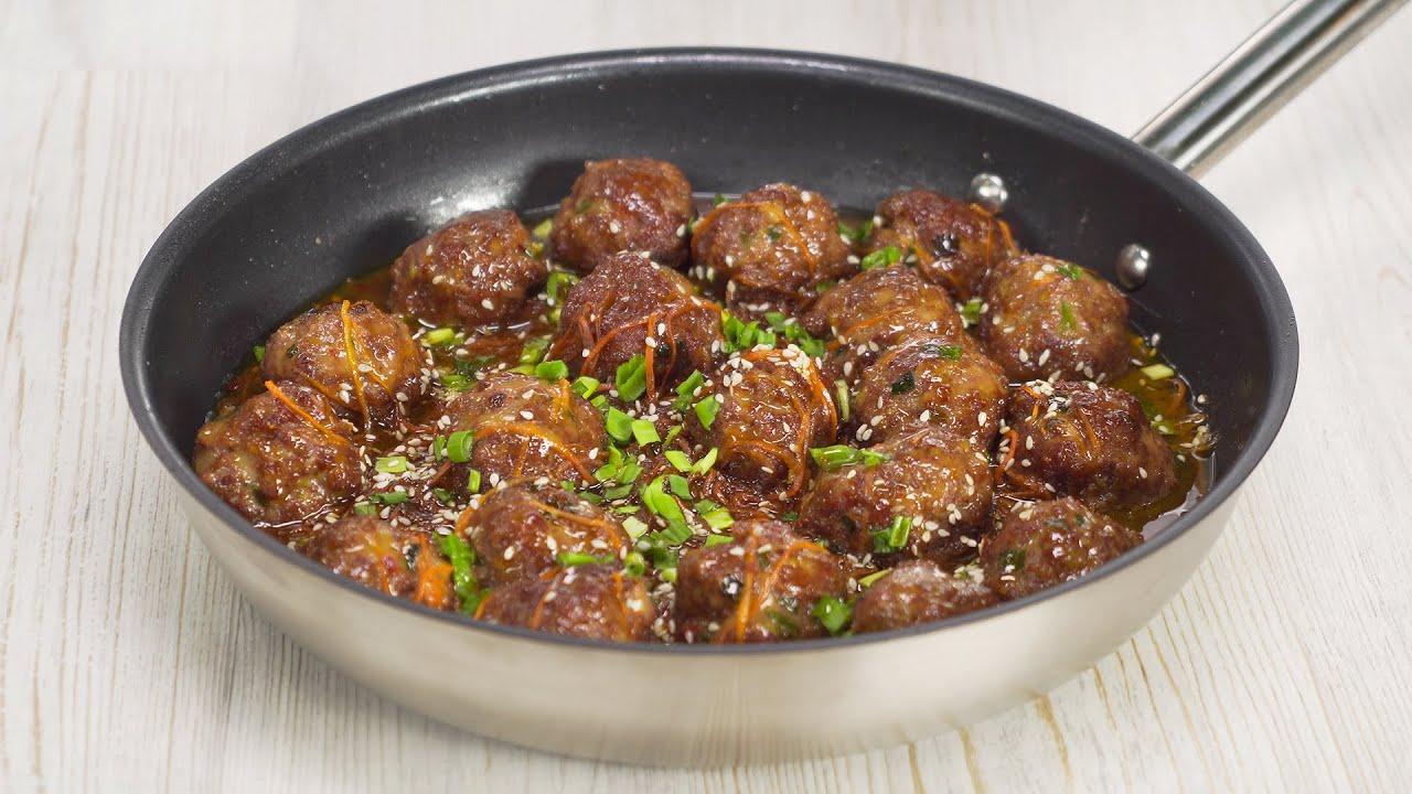 Монгольские фрикадельки – простой рецепт сытного кушанья