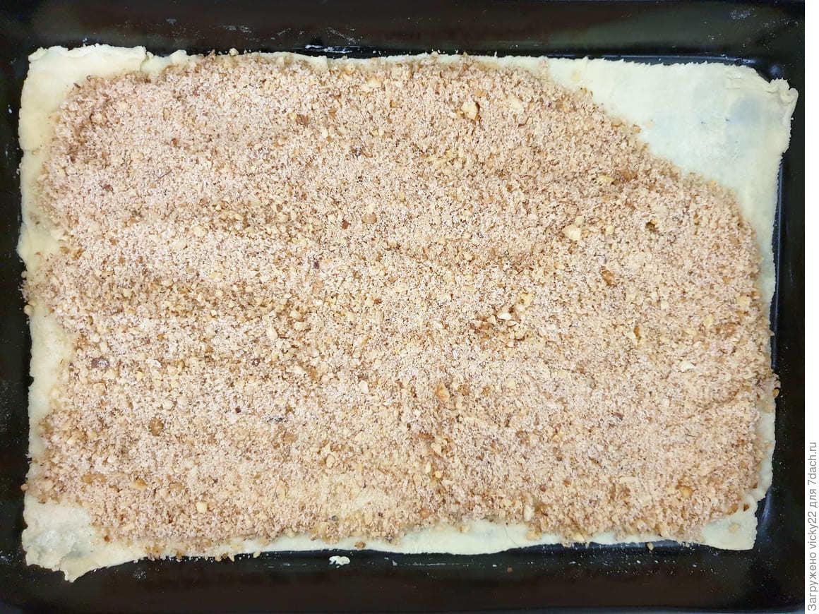 Пахлава (баклава) бакинская — самая популярная восточная сладость.