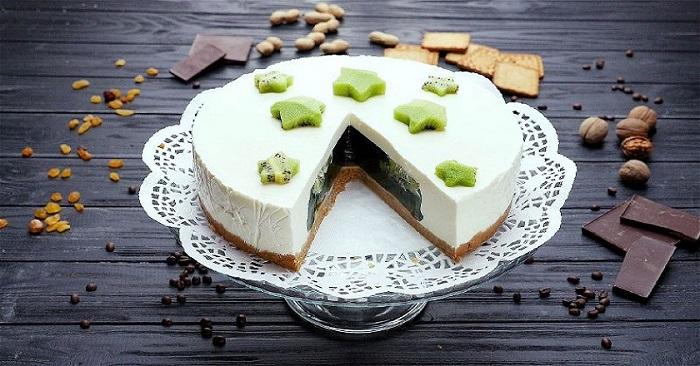 Подборка рецептов простых холодных тортов