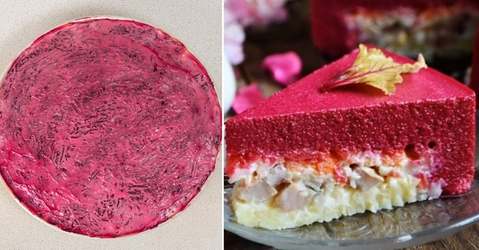 Почему торт из селедки желанный на праздничном столе? Давайте выясним