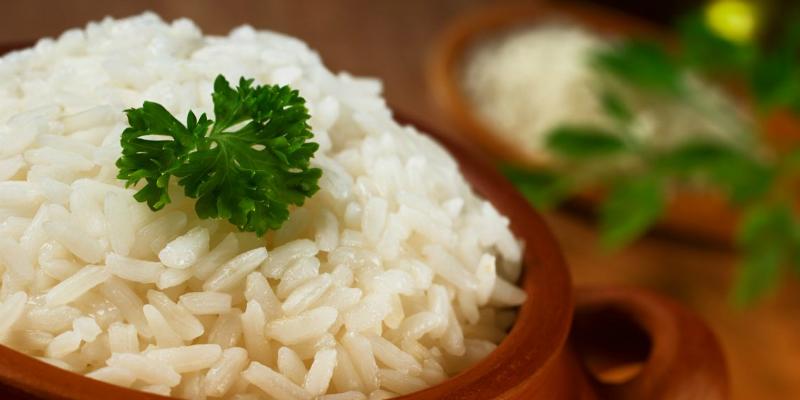 Как сварить рассыпчатый гарнир из любого сорта риса. Рисинка к рисинке!