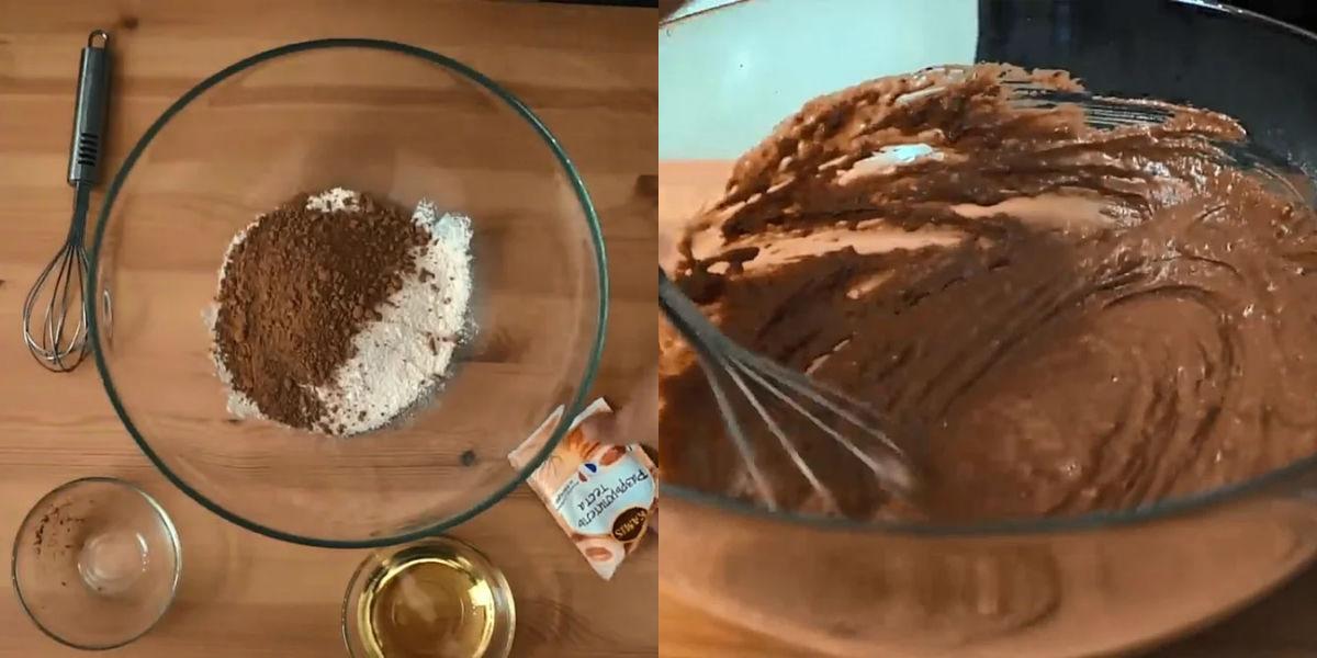 Как приготовить торт «Черный лес» из постных ингредиентов! просто и вкусно!