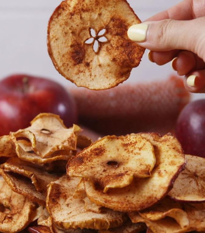 Семь рецептов полезных перекусов для тех, кто на диете