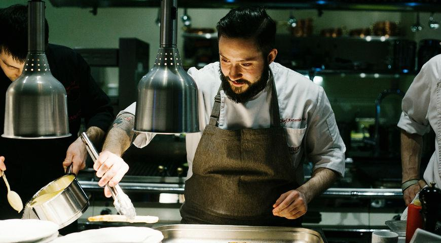 Как превратить свеклу в чернослив: рассказывает знаменитый итальянский шеф-повар