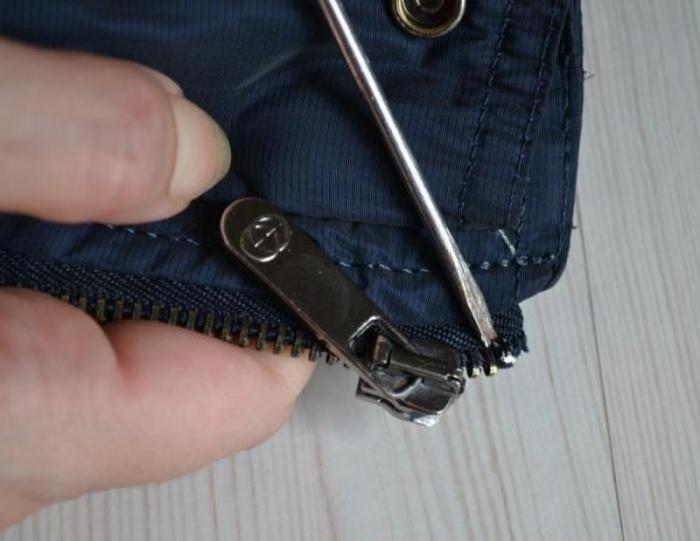 Как самому заменить бегунок молнии на одежде, чтобы не идти в мастерскую или ателье