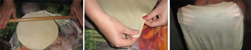 Как приготовить вертуту с яблоками «Молдованку»
