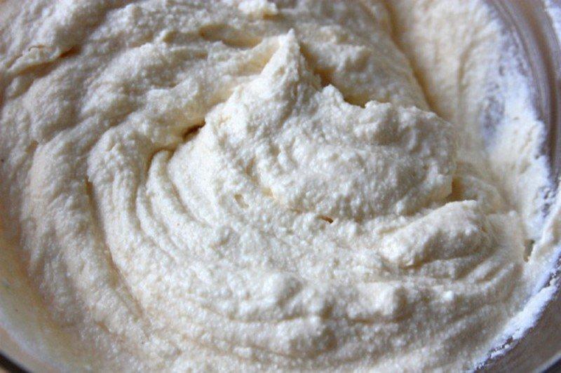 Рецепт творожного торта со сливочным маслом, простой рецепт!
