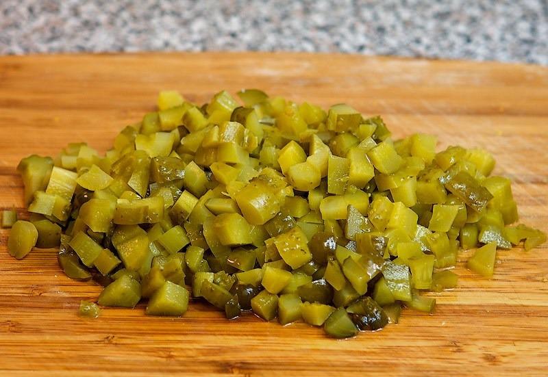 Праздничный салат за 5 минут до боя курантов — реальность!