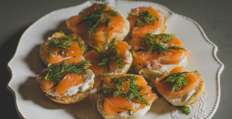Что приготовить из хребтов лосося: 5 неожиданных рецептов. И даже на праздничный стол!