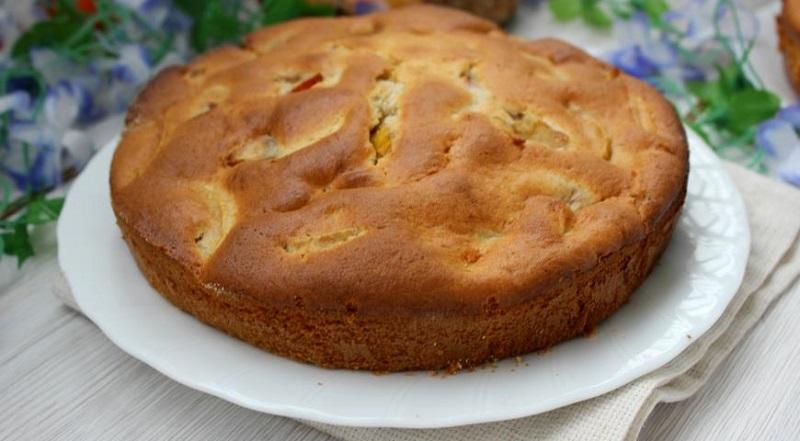 5 рецептов быстрых диетических пирогов: от 130 до 170 ккал!