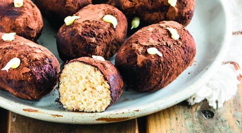 Спасение сладкоежки: 5 диетических десертов из шоколада. Талия и бока скажут жиру: «Пока!».