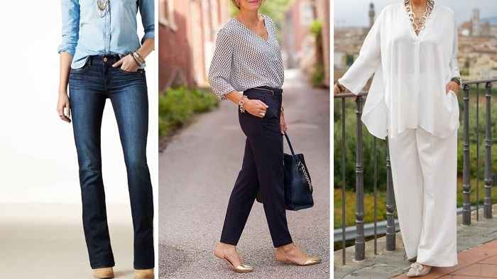Как изменить стиль одежды после сорокалетнего юбилея