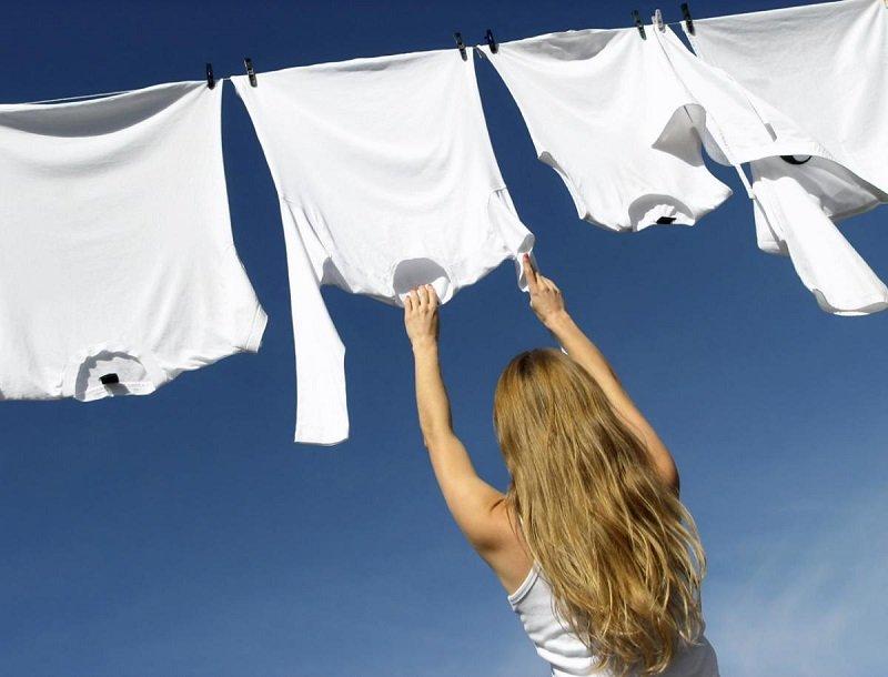 Как вернуть белизну носкам и футболкам