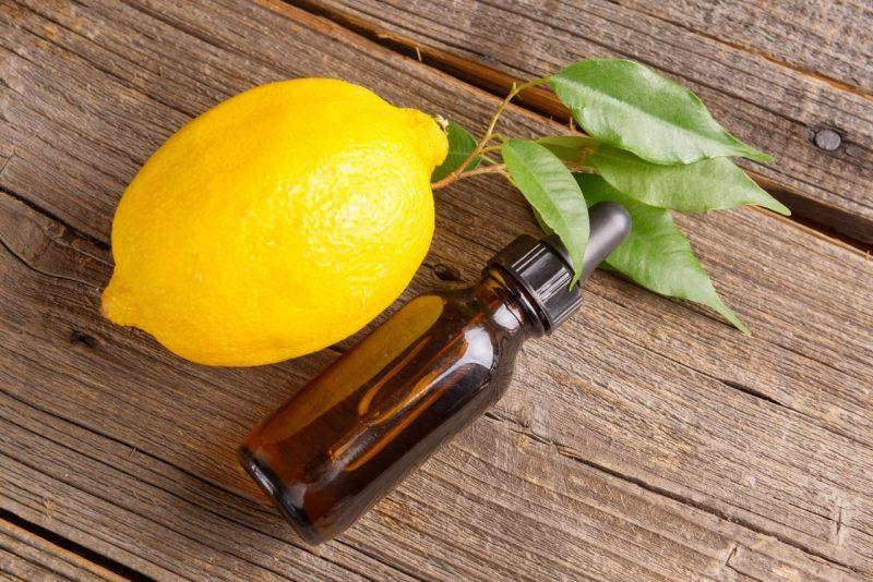Эфирное масло лимона: полезные свойства и применение
