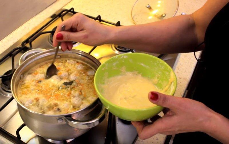 Какой суп готовить в большой кастрюле