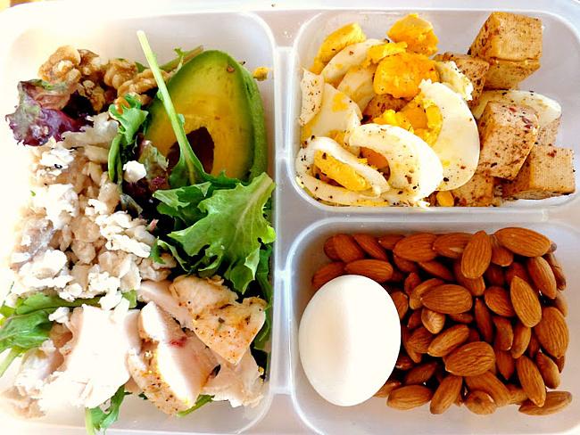 Примерное меню белковой диеты на 7 дней