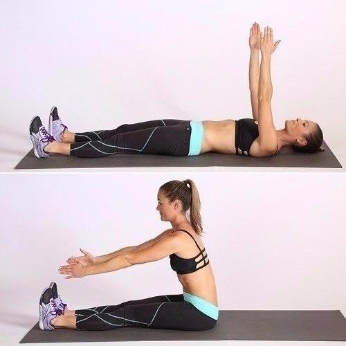 Сжигаем жир быстро и легко: 9 эффективных упражнений