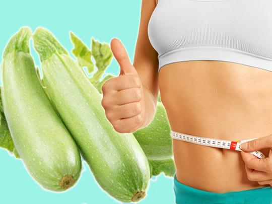 Рецепт кабачковой диеты для похудения. Я в шоке, так просто!