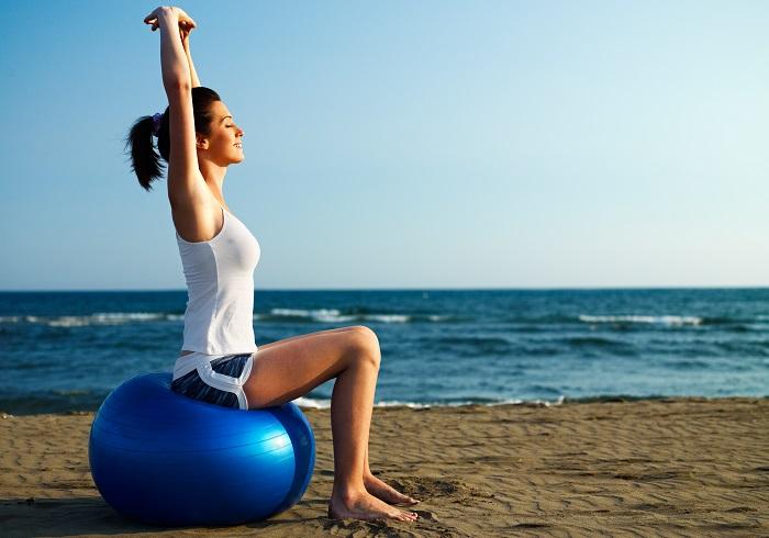 Королевская осанка: 5 основных упражнений