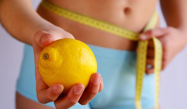 Лимонная диета для похудения!