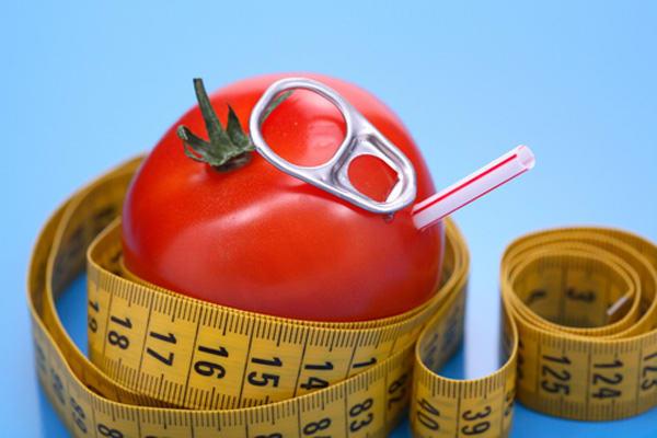 Пейте томатный сок каждый день. Результат — невероятное снижение веса!