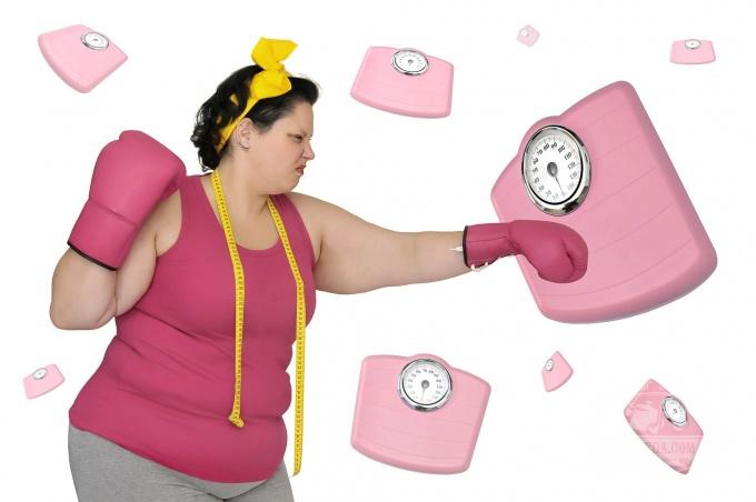 Оптимальная диета для похудения. Все в твоих руках!