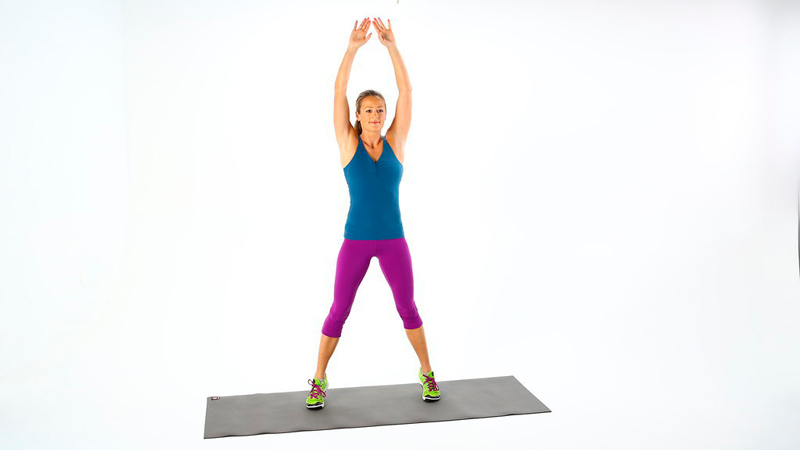 Сжигаем жир на животе и боках в домашних условиях: 7-минутная тренировка