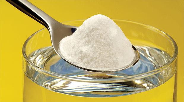 Пищевая сода в косметических целях