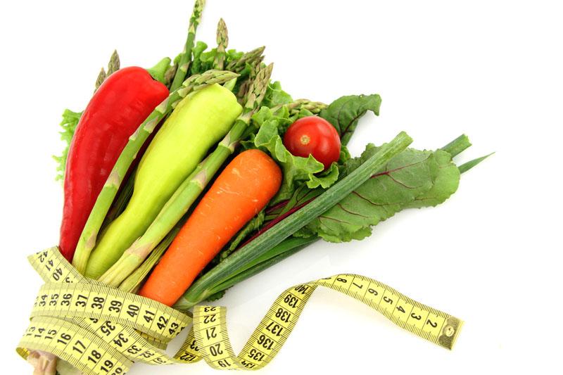 «Мягкая» овощная диета на неделю