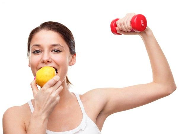 Что есть, чтобы похудеть при занятиях в тренажерном зале за несколько месяцев!