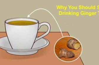 Почему вы должны начать пить имбирный чай. И вот правильный путь, чтобы сделать это!