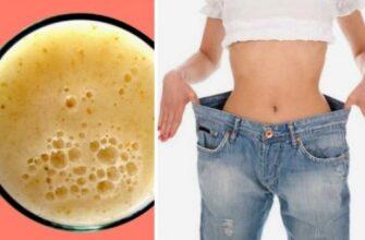 Сок, который очищает печень и вымывает жиры